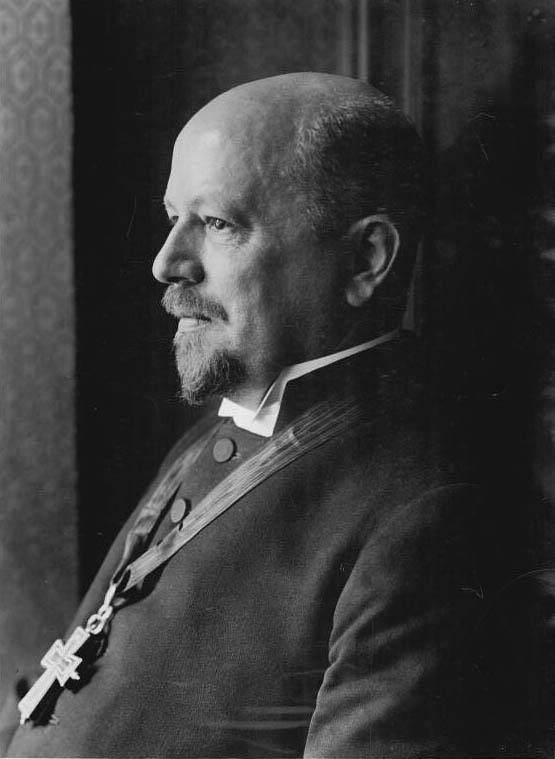 Otto Dibelius, ca. 1930. Foto: Bundesarchiv