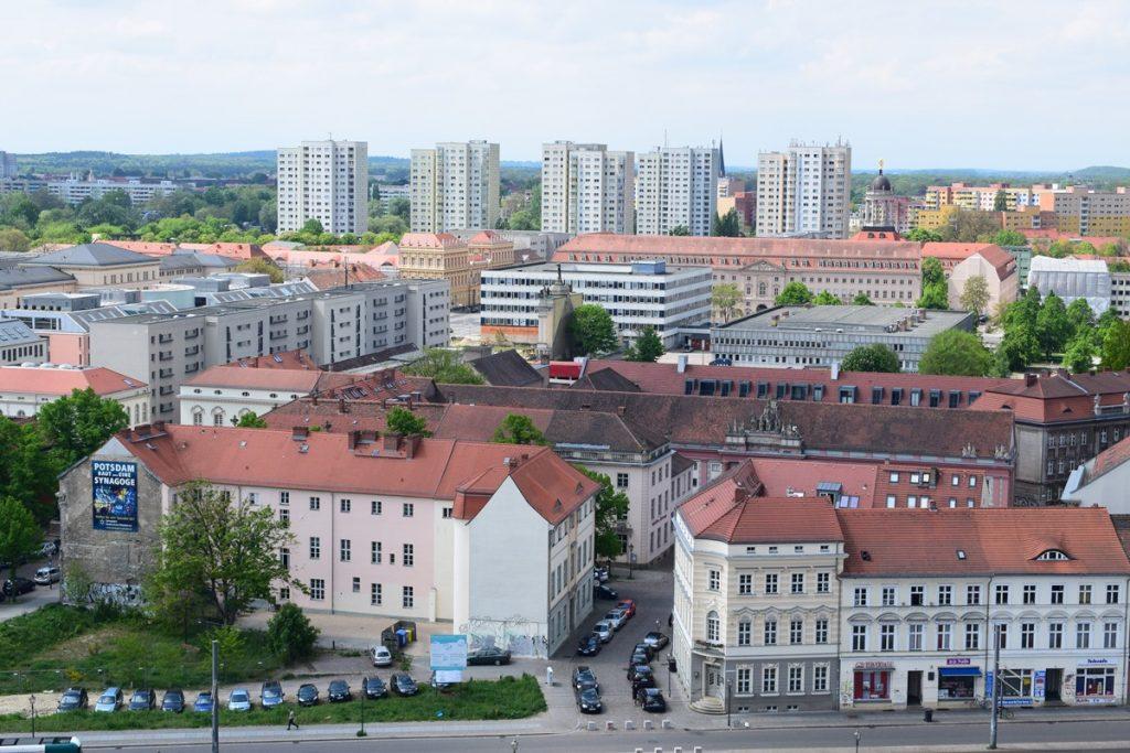 Potsdam: ein Mix aus vielen Epochen; Foto: Carsten Linke, 2017
