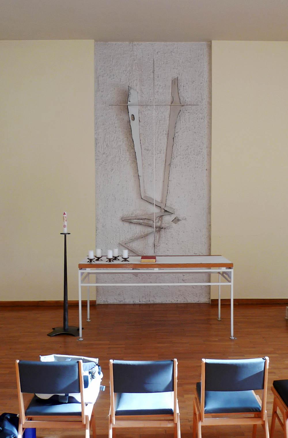 Freiraum und Friedensforum. Heilig-Kreuz-Gemeinde 1968 – 1990
