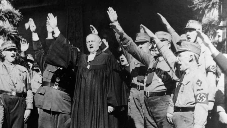Kirche im Nationalsozialismus: Ein religiöser Aufbruch