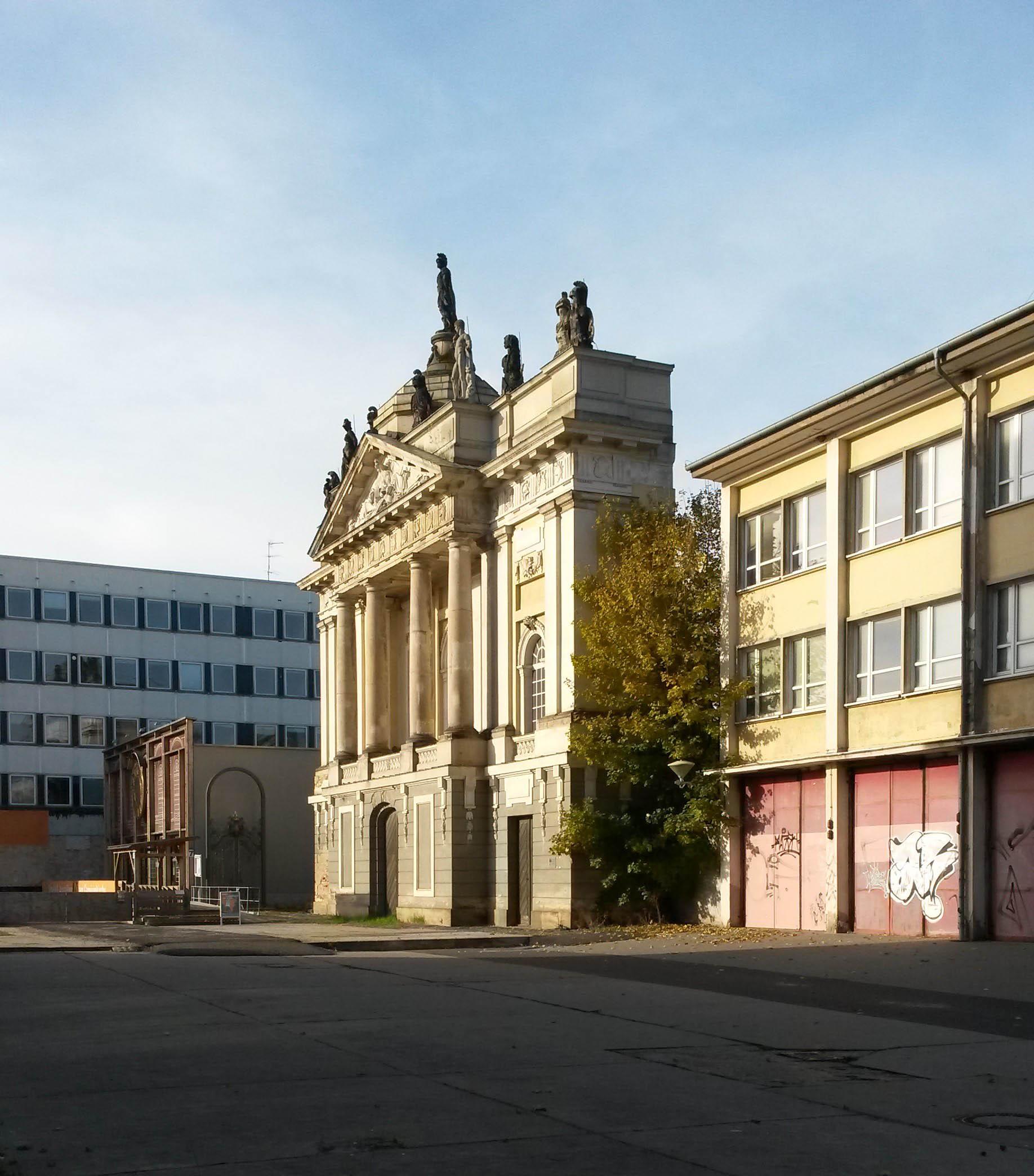 Geliebtes Bild – ungeliebtes Erbe. Potsdam zwischen Barock und Nachkriegsmoderne
