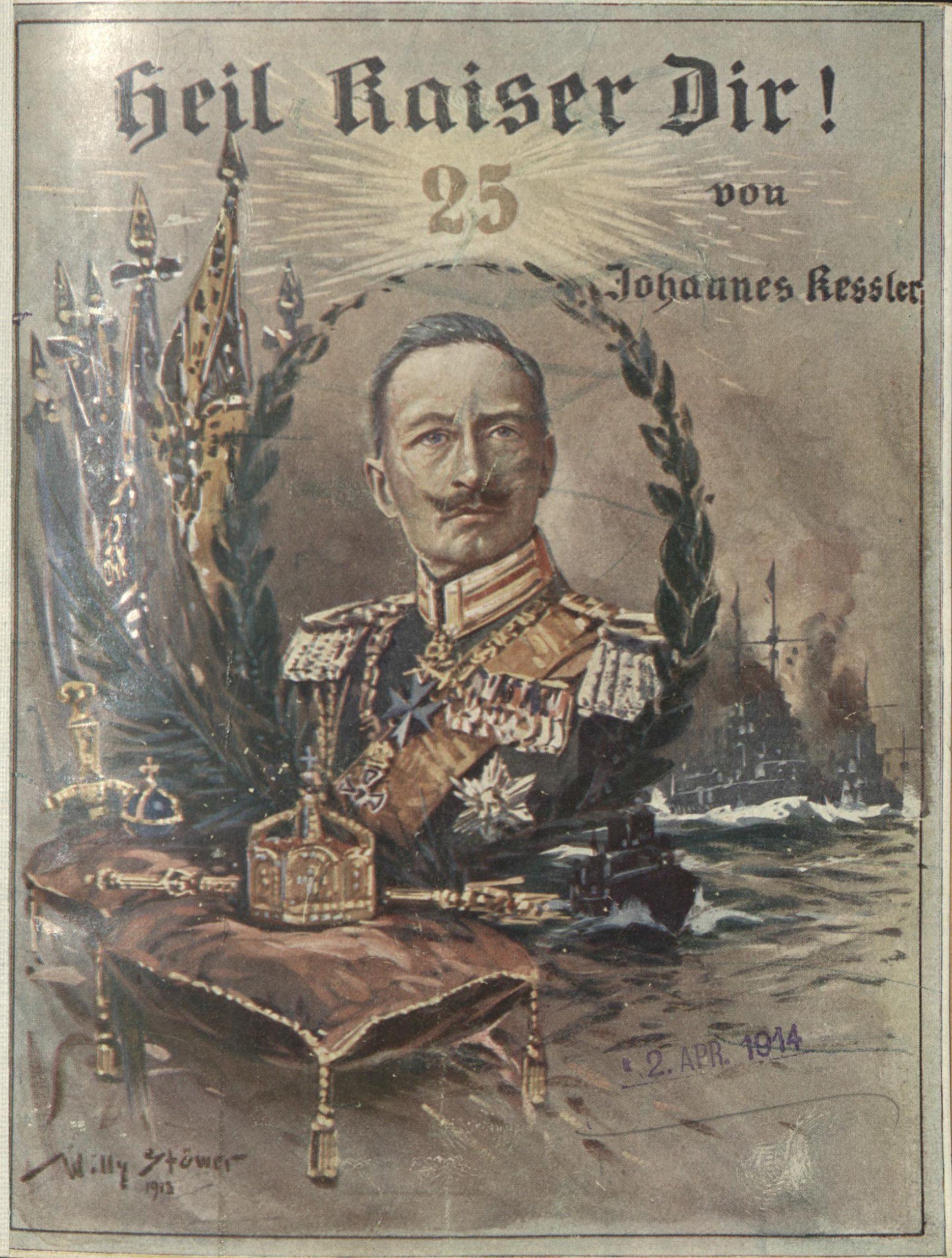 Pfarrer Johannes Kessler (1893-1907)