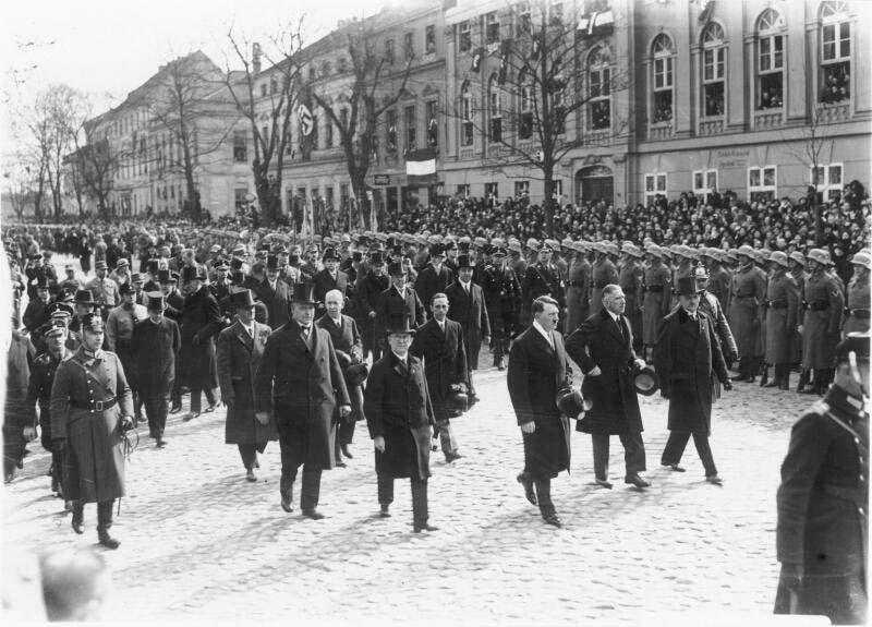Garnisonpfarrer Kessler erinnert sich an den Tag von Potsdam